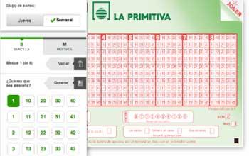 Lotería Primitiva