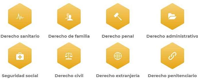 Características buen bufete de abogados