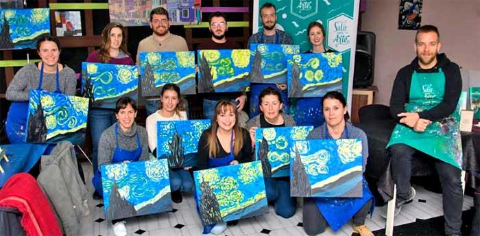 Clases de pintura Valencia