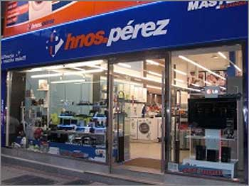 Tiendas Hnos Pérez II