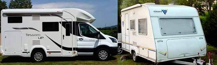 Diferencia autocaravana y caravana