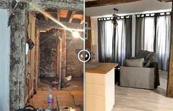 Fotos antes y después reformas