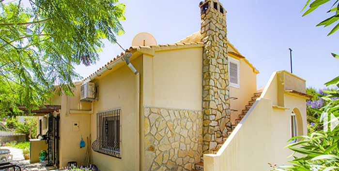 Villas en Benissa