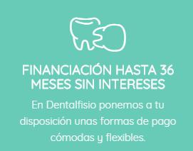 Financiación tratamientos dentales
