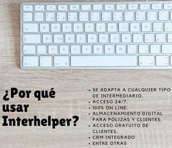 Beneficios de Interhelper