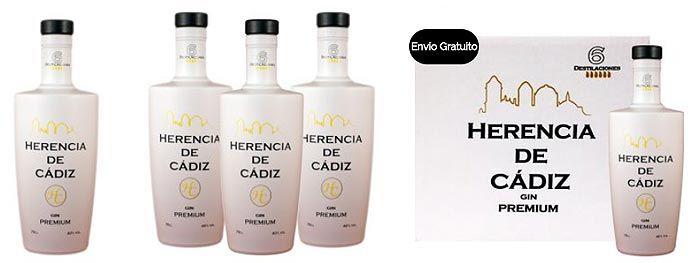 Comprar Gin Herencia de Cádiz