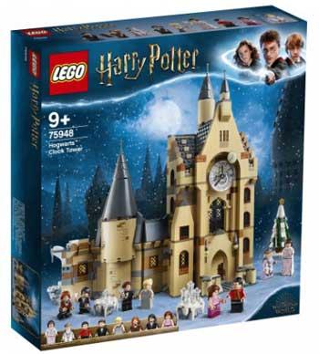 Torre del reloj de Hogwarts