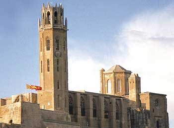 Catedral Seu Vella de Lleida