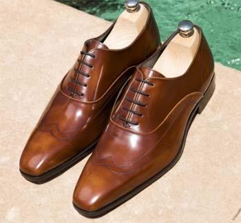 Zapatos para entrevistas