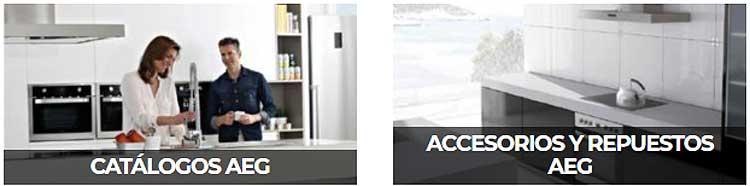 Servicio de electrodomésticos Aeg Huelva