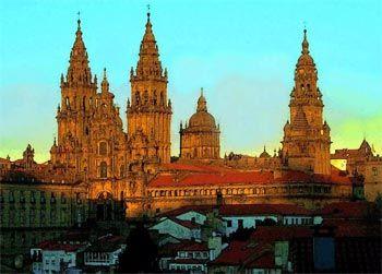 Réplica de la Catedral de Santiago