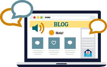 Blog profesional web