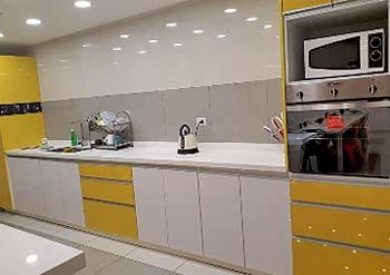 Muebles cocinas minimalista