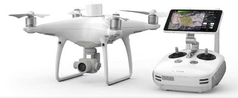 Grabación drones Galicia