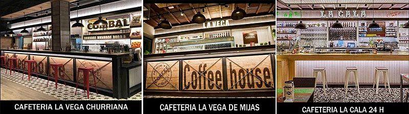 Café La Vega Málaga
