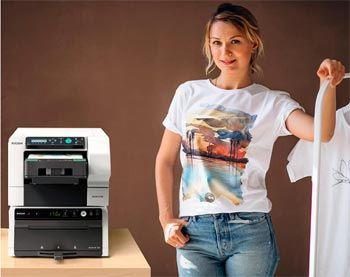 Impresoras camisetas