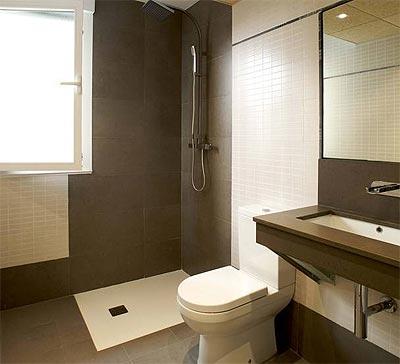 Platos de ducha accesibles