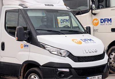 Opiniones DFM Rent a Car