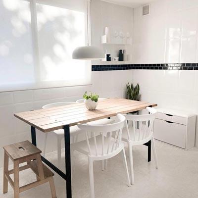 Reforma cocina en Burgos