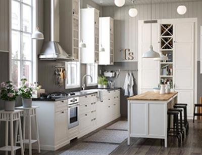 Planificador de cocinas Ikea