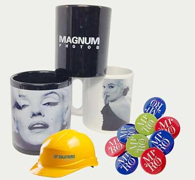 Personalizar productos de merchandising