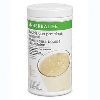 Batidos nutricionales con proteínas