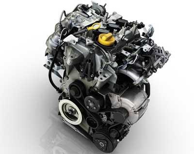 Motores reconstruido Renault