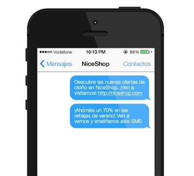 Utilidad SMS Marketing