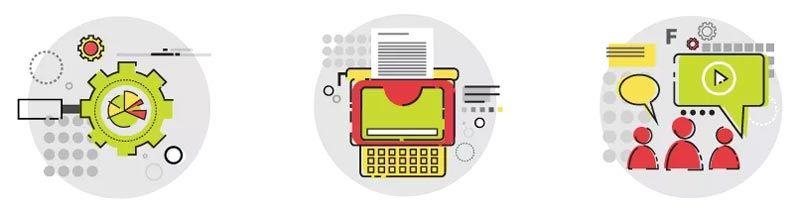 Tipos de textos para blogs