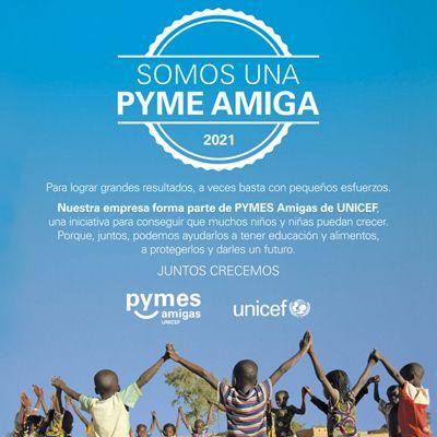 PYME Amiga de Unicef
