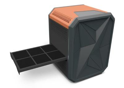 Purificador de aire para oficinas pequeñas