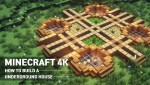 Minecraft Casa Subterranea