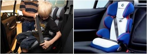Cinturn de seguridad y sillas de coche  Guas PrcticasCOM