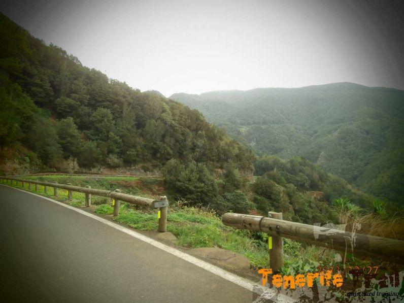 Acceso al sendero desde Taborno a Caborneras