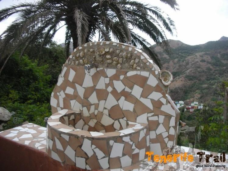 Fuente en La Cumbrilla