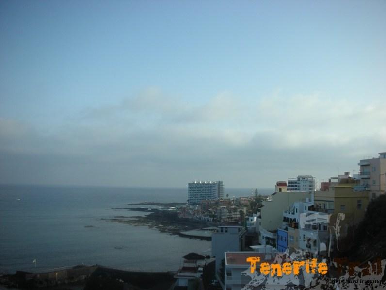 Zona de Bajamar-La Punta al fondo