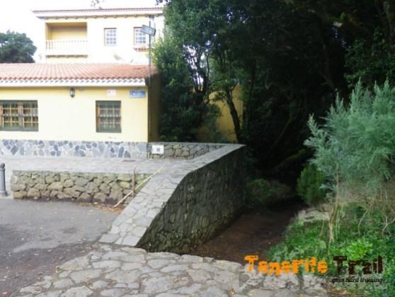 Cruz del Carmen (inicio de sendero hacía Las Carboneras-Chinamada-Punta)