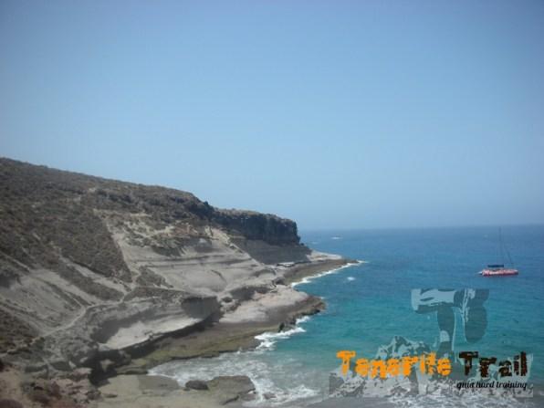 Playa de los Morteros