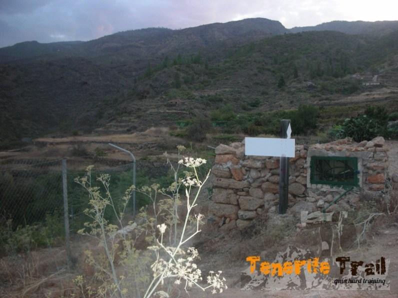 Desvio en Las Fuentes para El Jaral