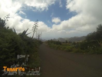 Salida carretera Jardina