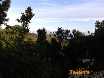 Roque Taborno al fondo