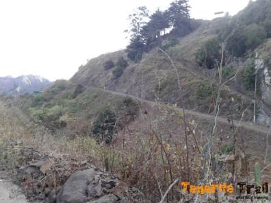 Roque Negro (tiraremos por la pista)