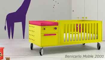 Fabricas de cunas y muebles infantiles Mobiliario Infantil Cunas y Armarios en Castellon