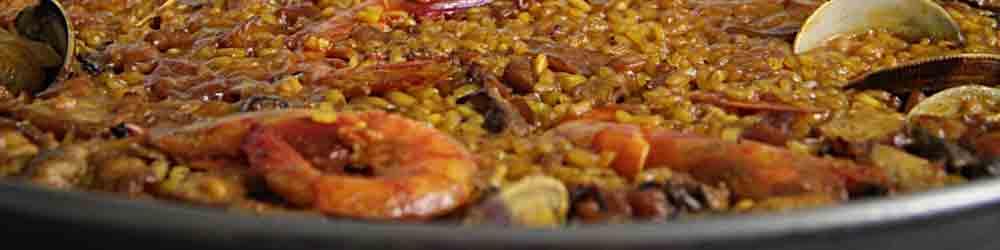Gastronomia Recetas Cocina de Valencia Arroces