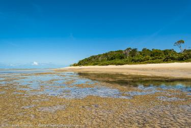 Foto da Praia de Ponta de Itapororoca, em Trancoso, BA – Crédito da Foto: © Ricardo Junior Fotografias.com.br
