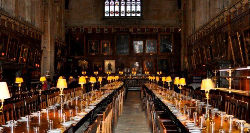 Visita los 10 escenarios ms emblemticos de Harry Potter