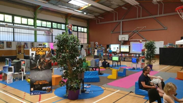 Hall principal Nantes Accoord Gamesweek