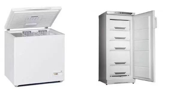 Congelatore scelta e acquisto