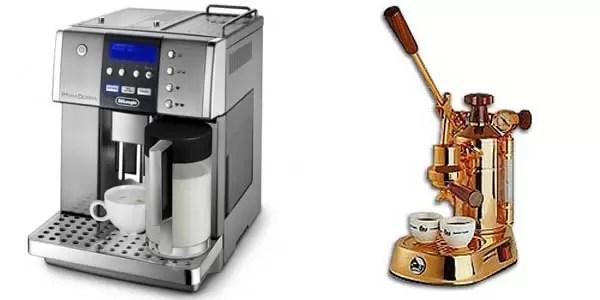 Macchine per il caff professionali scelta e acquisto