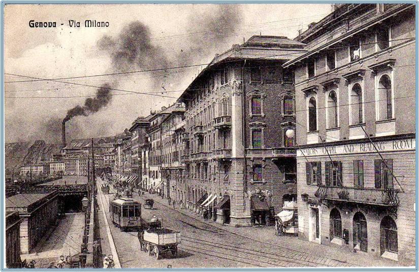 Storia Genova documentario online  Articoli  Guida Genova